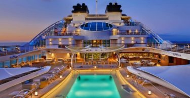 top expensive ocean cruises seabourn encor