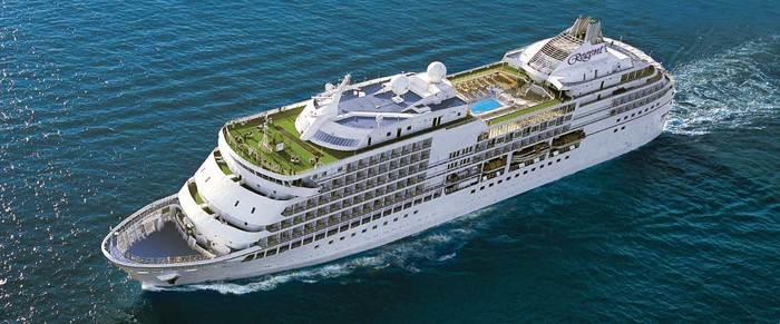 top expensive ocean cruises regen seas mariner